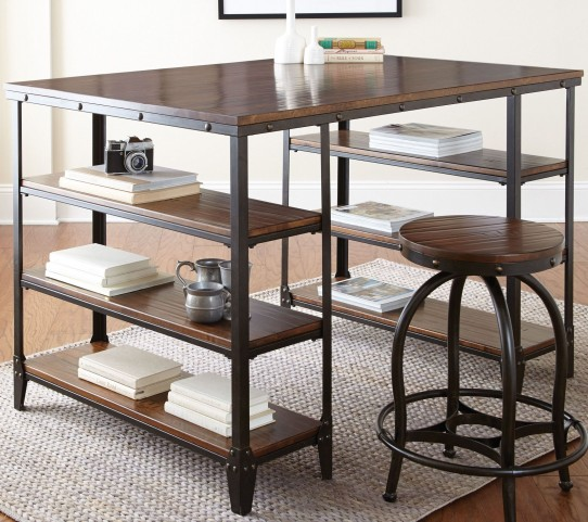 Winston Medium Cherry Desk