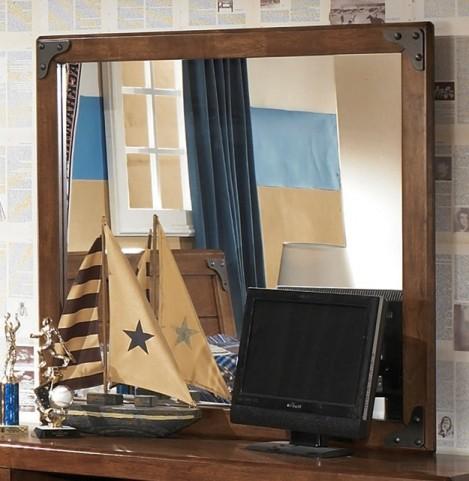 Delburne Mirror
