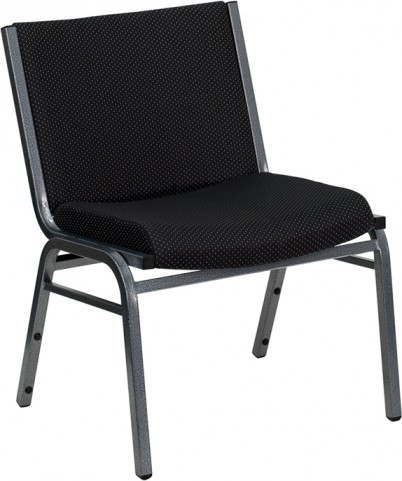 Hercules 1000lb. Capacity Big and Tall Extra Wide Fabric Stack Chair