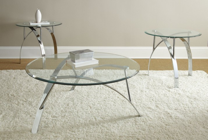 Xavier 3 Piece Occasional Table Set