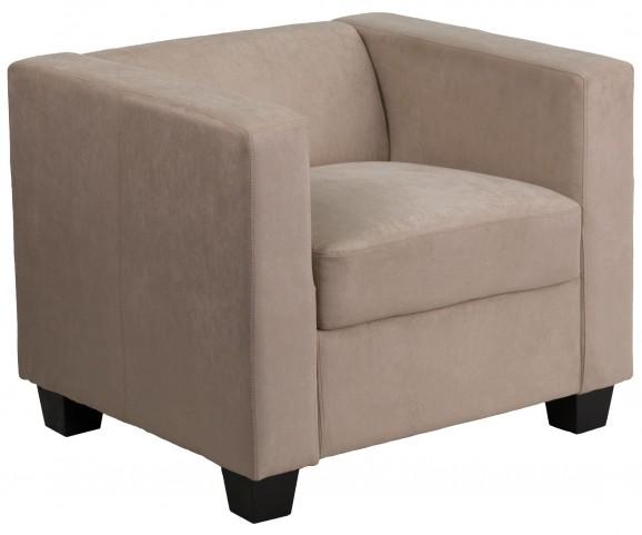 Prestige Series Light Brown Microfiber Chair