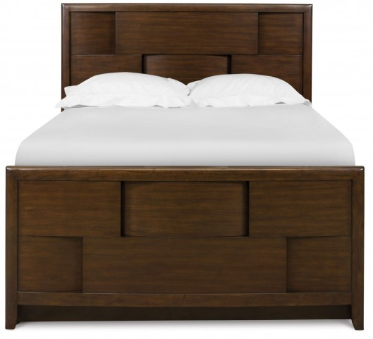 Twilight Full Panel Bed