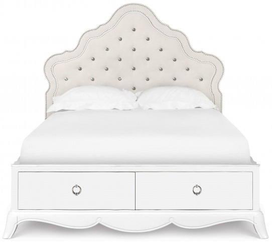 Gabrielle Twin Island Storage Bed
