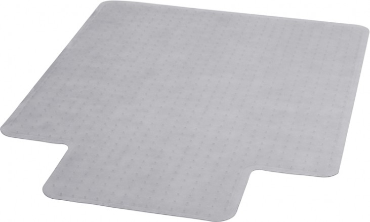 "36"" Carpet Chairmat with Lip"