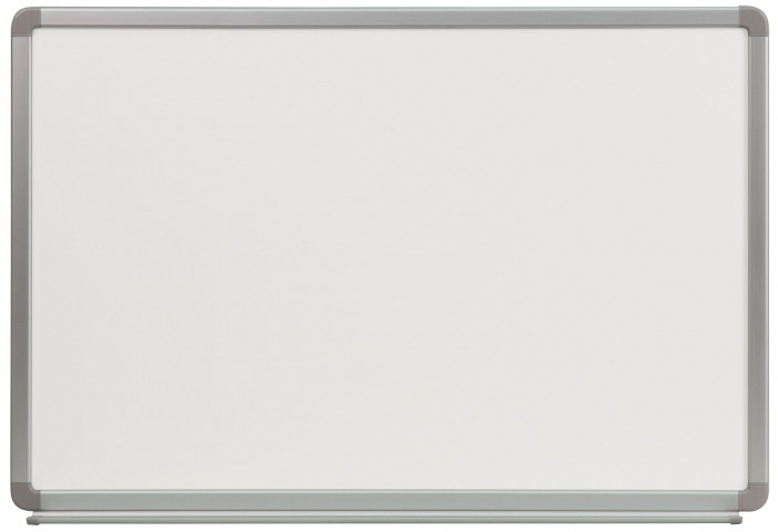 "24"" Porcelain Magnetic Marker Board"