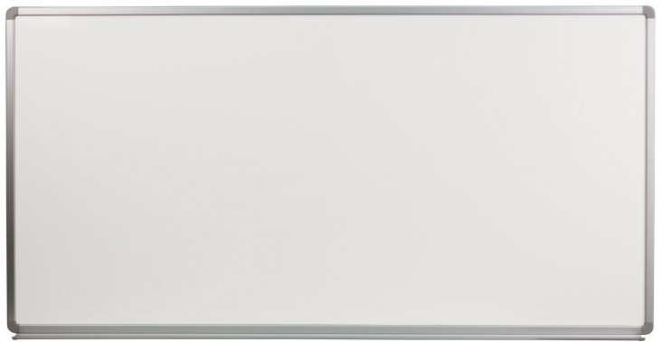 "6"" Porcelain Magnetic Marker Board"
