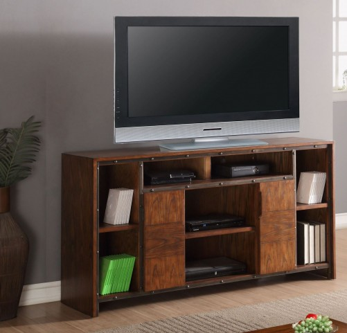 "Crossgrain Toffee 64"" TV Console"