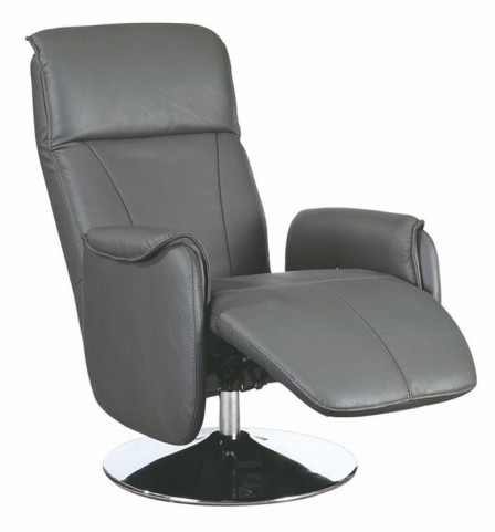 Zeal Gray Motion Chair