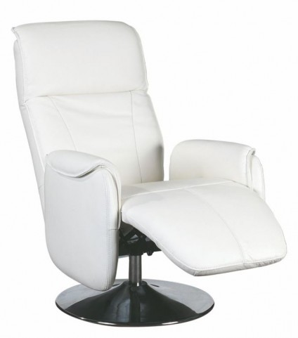 Zeal White Motion Chair