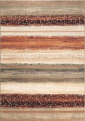 "Zenia Sedimentary Definition 63"" Rug"