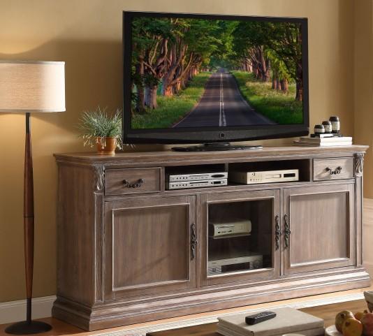"Estancia Ceruse 84"" Premium TV Console"