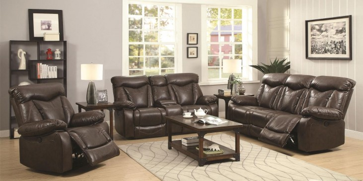 Zimmerman Reclining Living Room Set