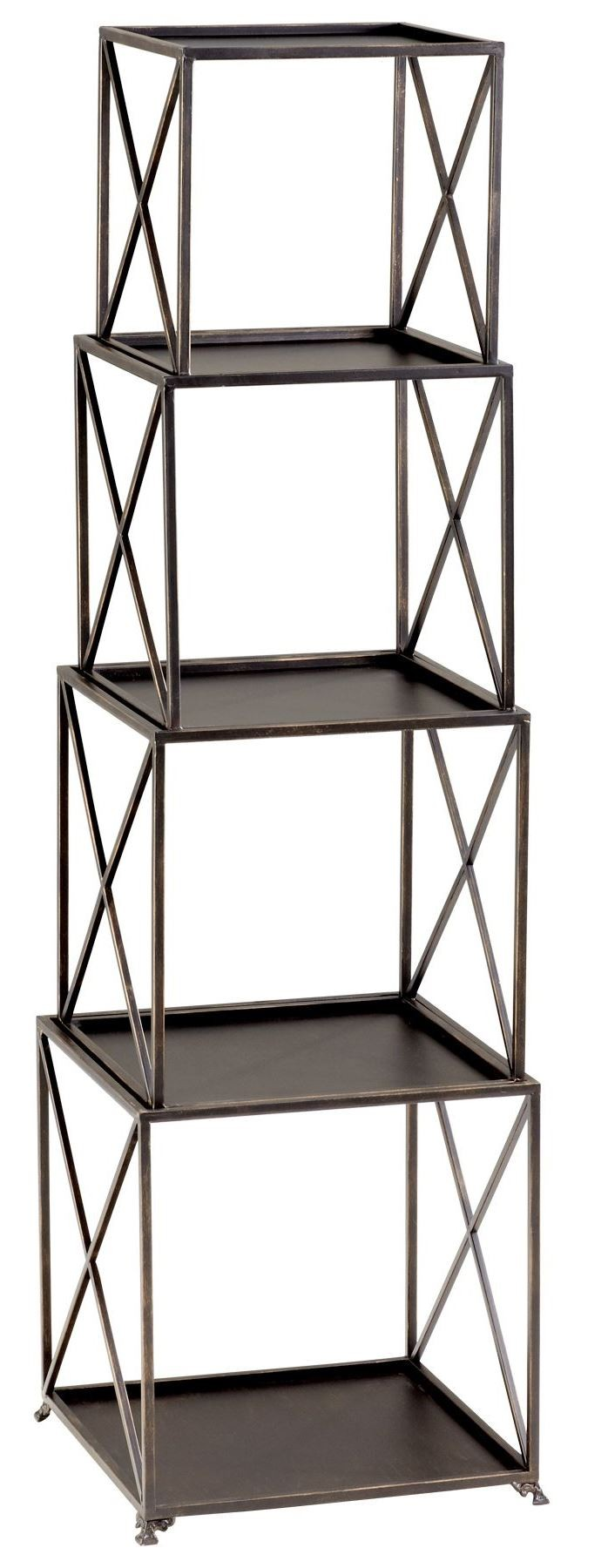 surrey small etagere from cyan design 4719 coleman furniture. Black Bedroom Furniture Sets. Home Design Ideas