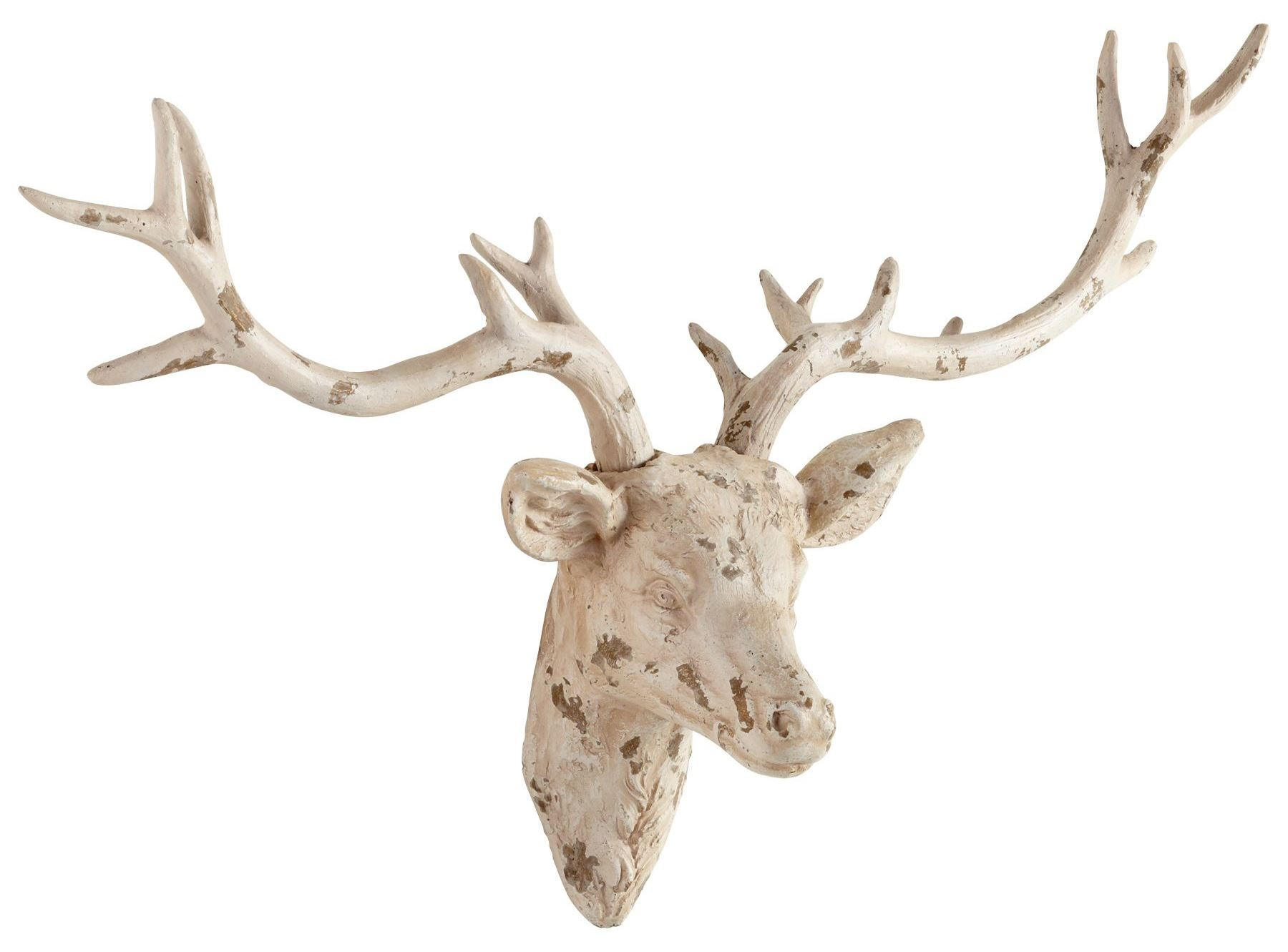 Open antler wall decor from cyan design 6173 coleman for Antler wall decor