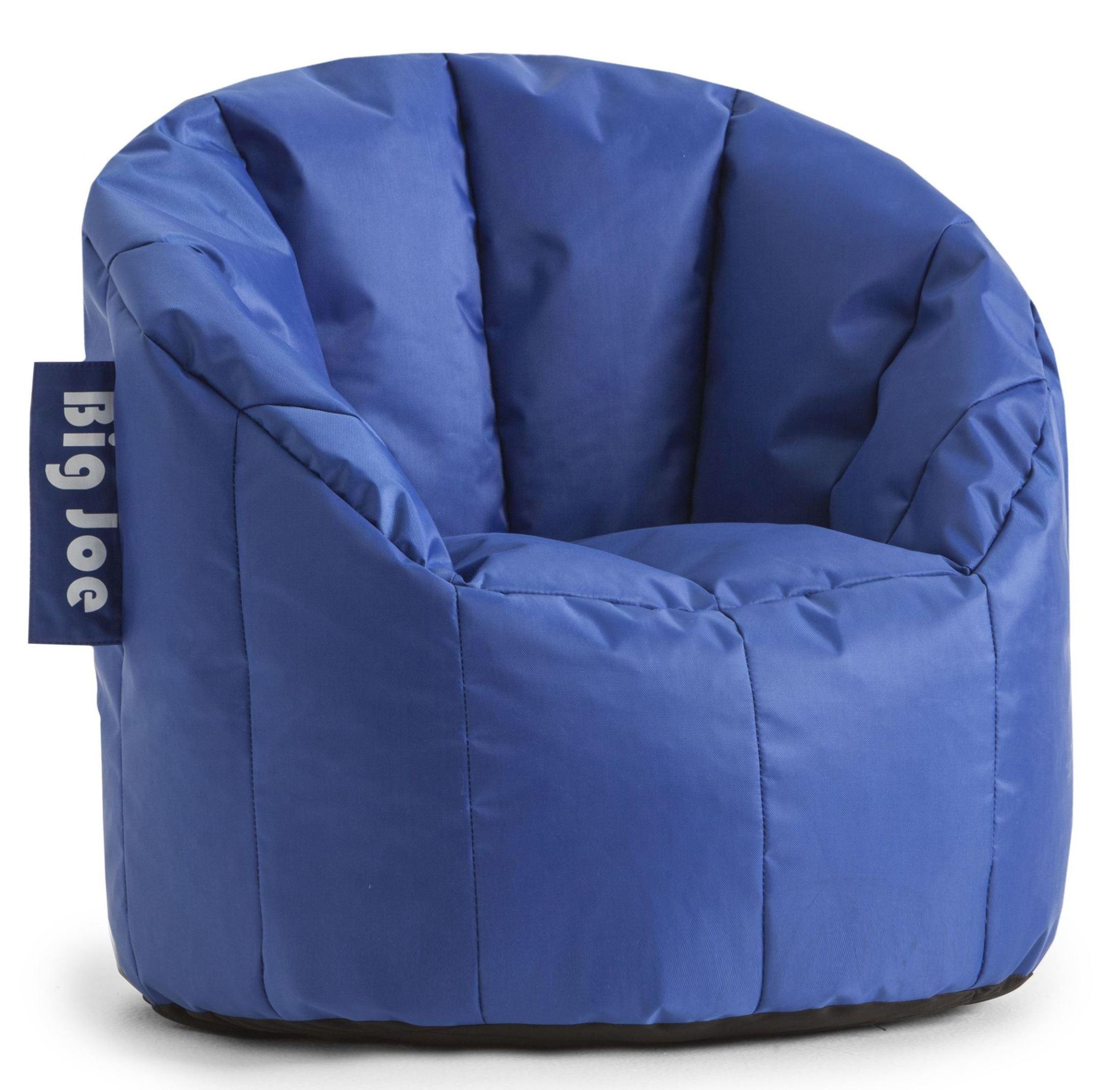 Big joe lumin chair blue - Big Joe Kids Lumin Sapphire Smartmax Chair From Comfort Research
