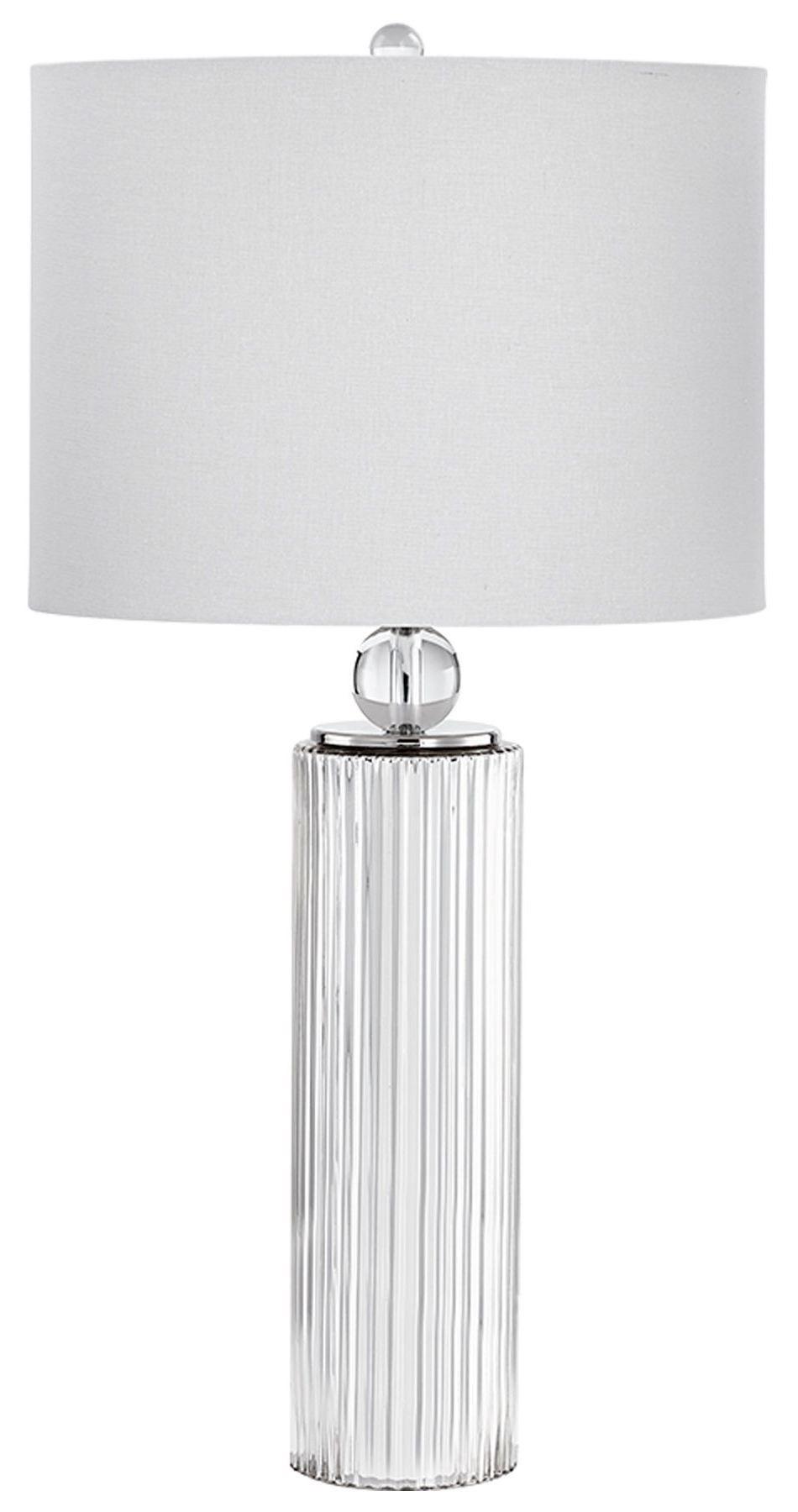 Nickel Lighting CFL Table Lamp 08521 1 Cyan Design
