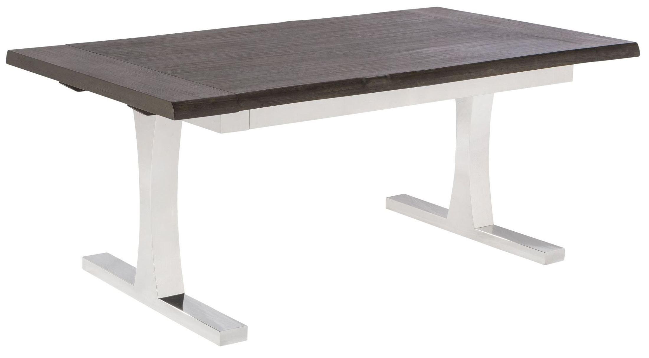 Marquez Extendable Rectangular Dining Table, 100816, Sunpan Modern ...