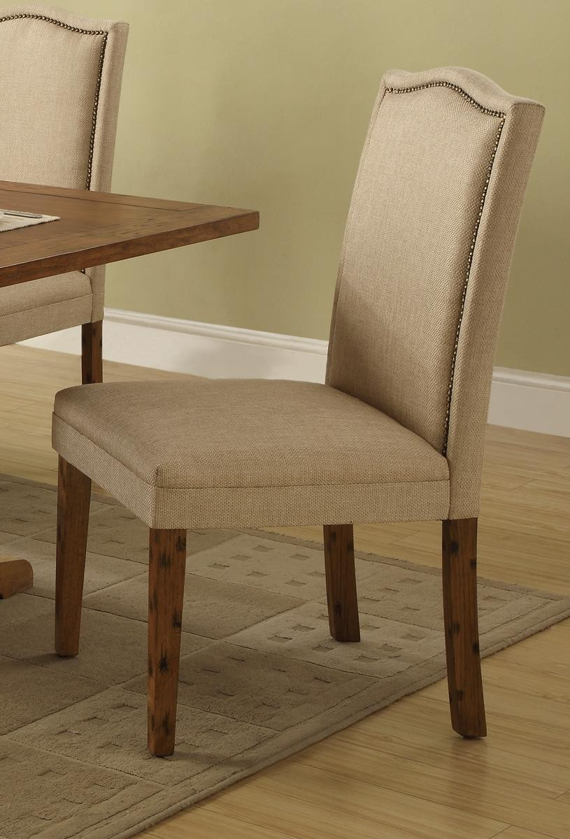 Parkins Cappuccino Rectangular Dining Room Set From