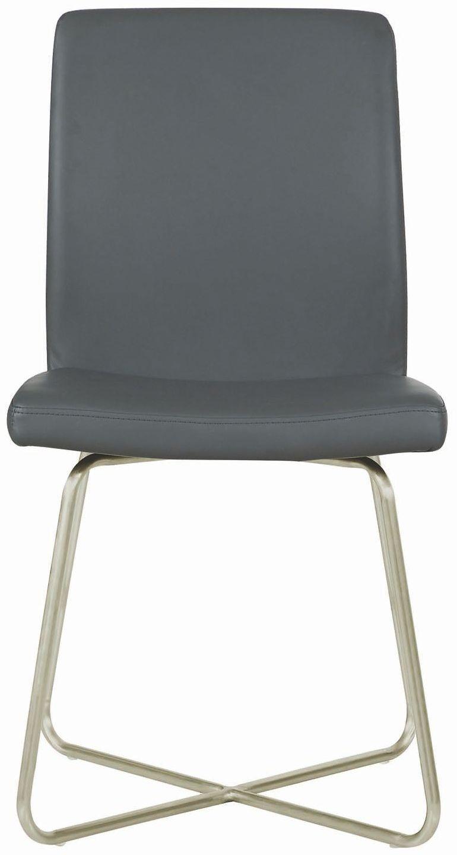 michonne acrylic legs rectangular dining room set 122151 dining table acrylic dining table base