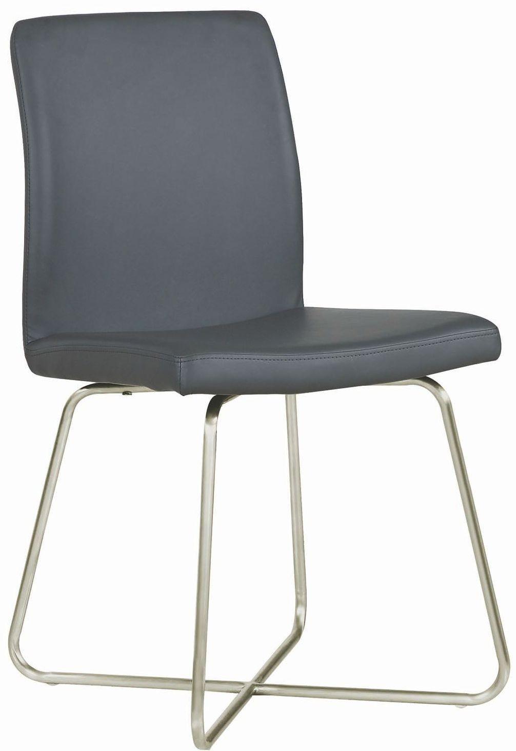 michonne acrylic legs rectangular dining room set 122151 acrylic dining chairs eclectic dining room flax design