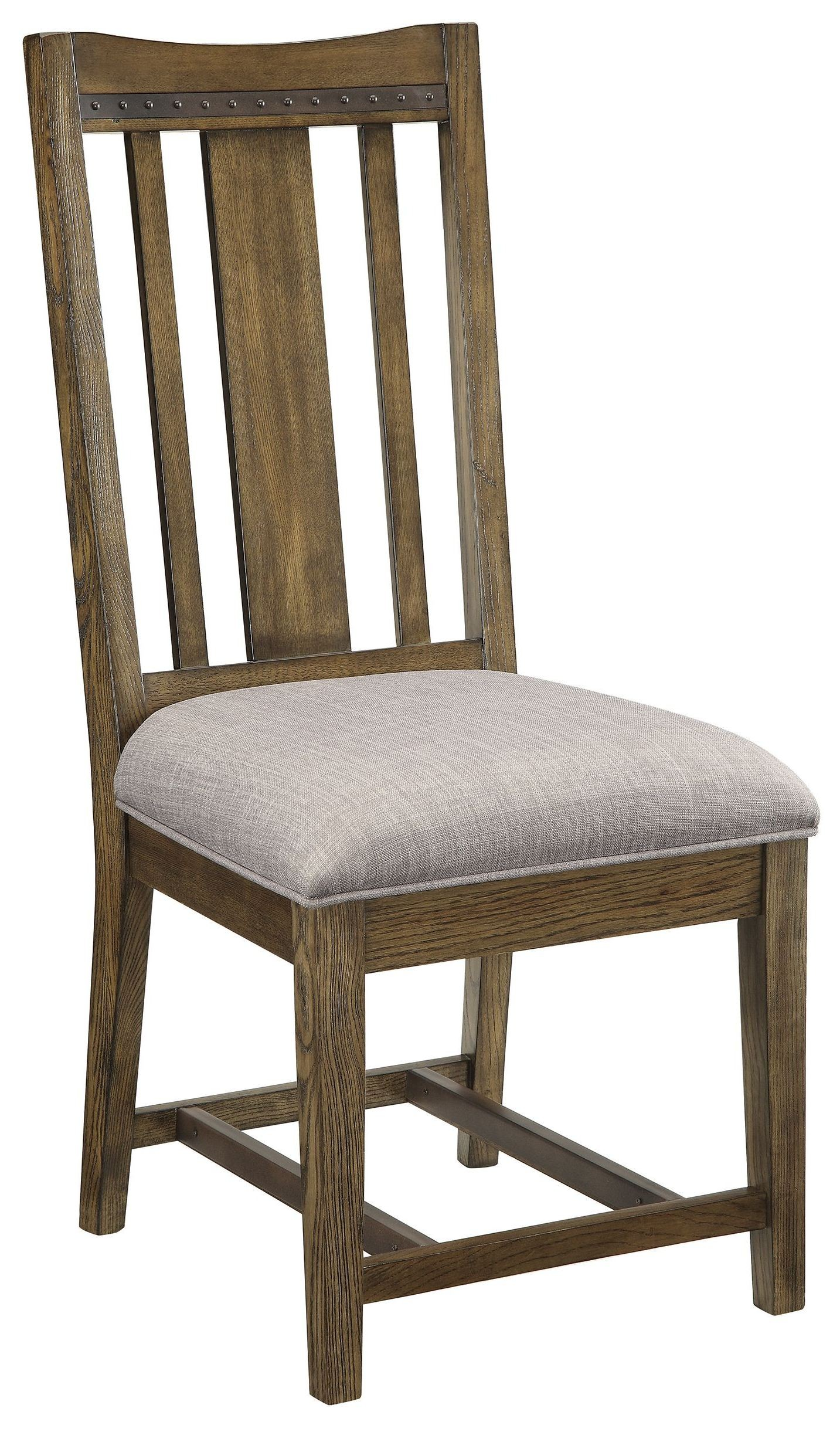 willowbrook rustic ash dining room set 106980 coaster furniture