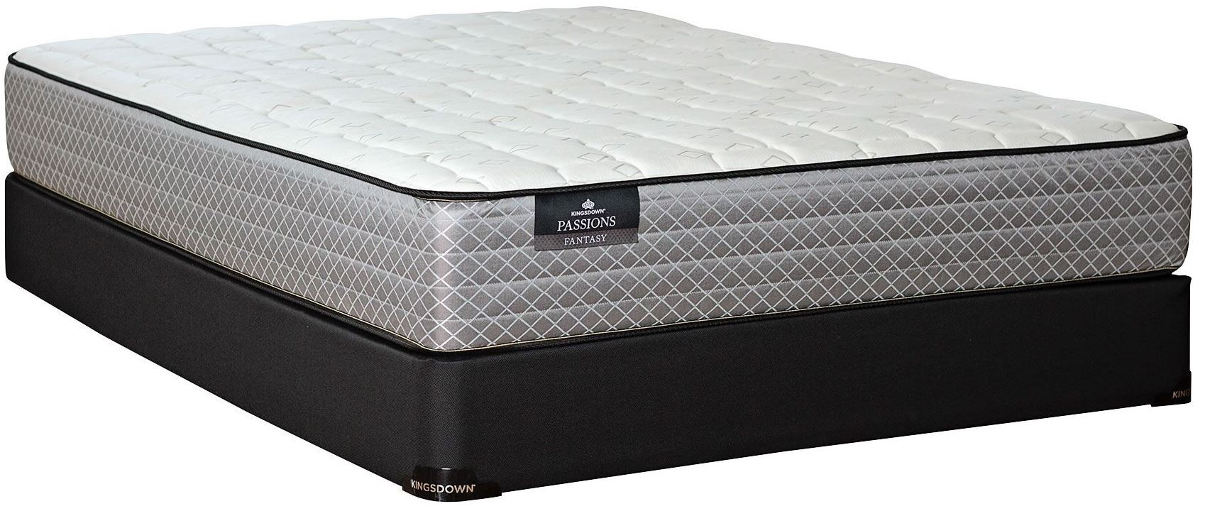 Passions Fantasy Firm Full Extra Long Mattress