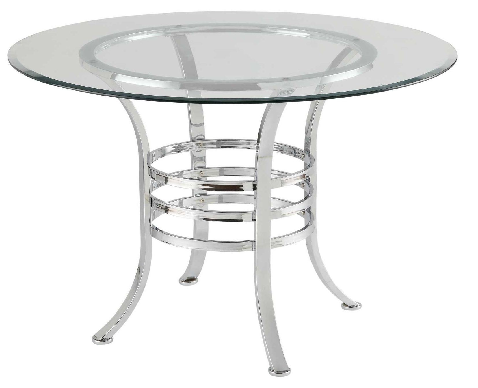 Aurora Round Dining Table from Coaster 121100 CB48RD  : 121100 cb48rd from colemanfurniture.com size 1655 x 1344 jpeg 141kB