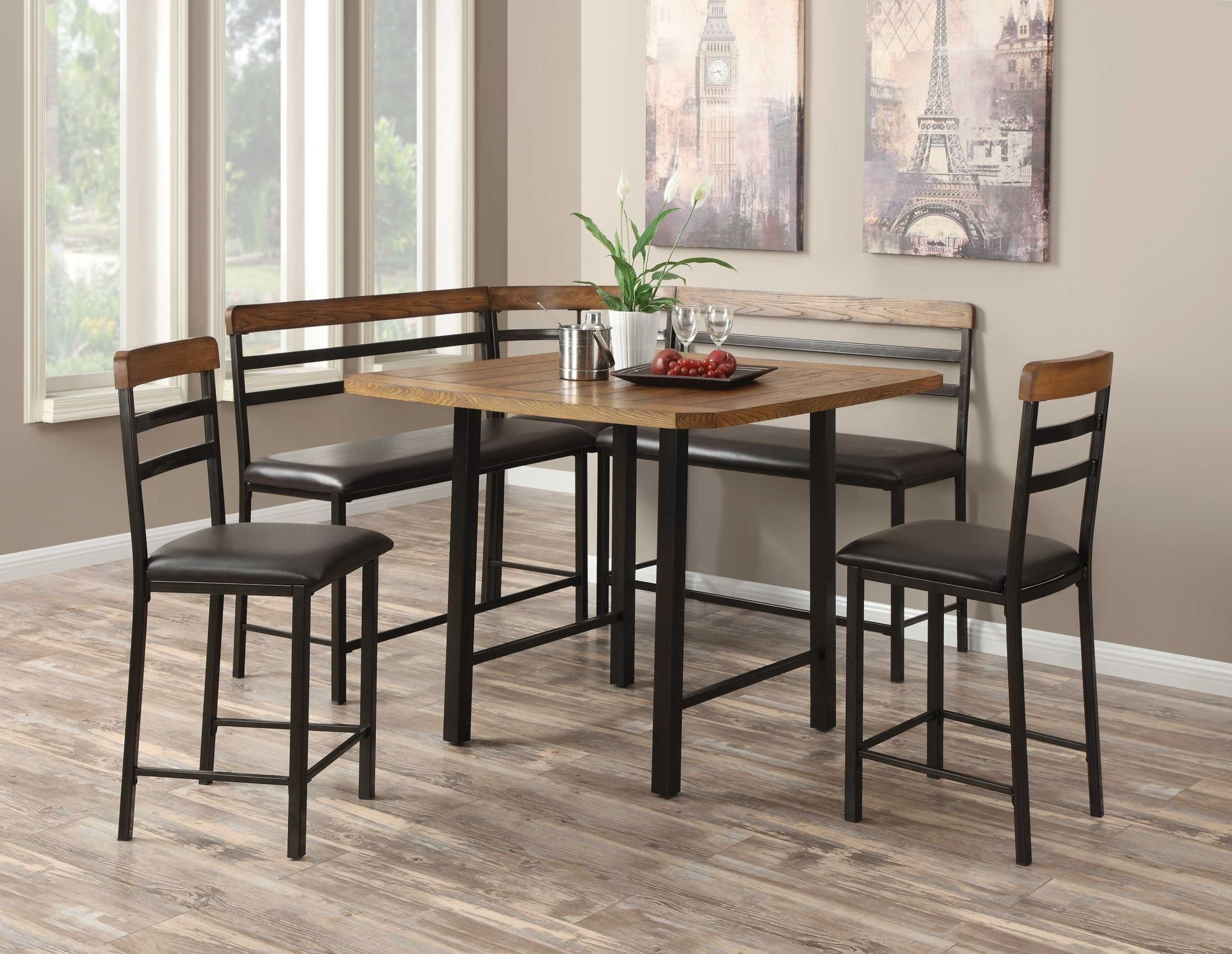 Sheldon Counter Height Stool Set of 2 from Coaster 121609  : 121608 121607 121609 a from colemanfurniture.com size 2200 x 1704 jpeg 623kB