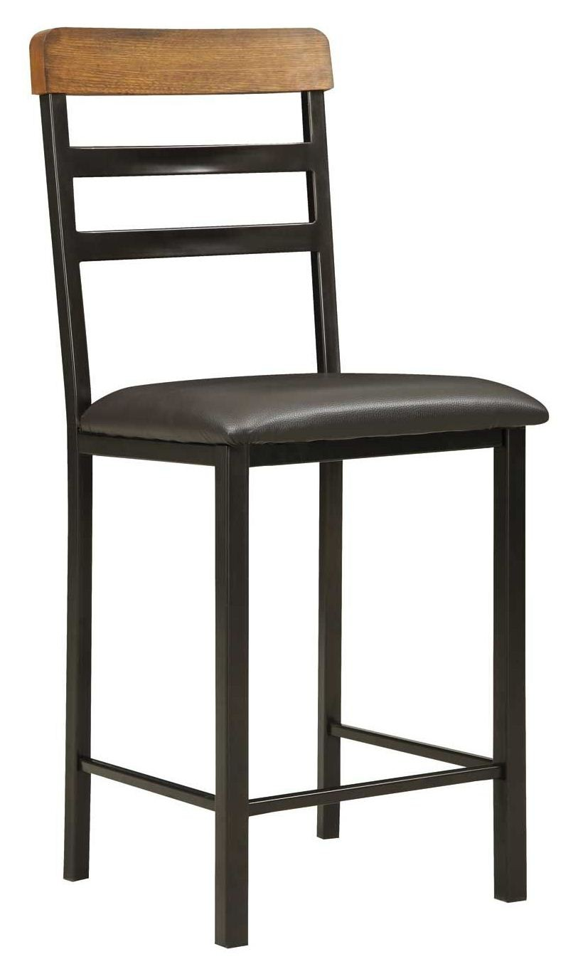 Sheldon Counter Height Stool Set of 2 from Coaster 121609  : 1216091 from colemanfurniture.com size 820 x 1362 jpeg 86kB