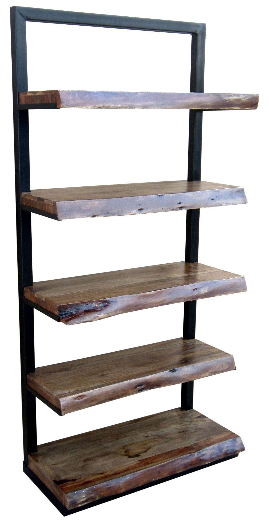 Ladder Natural Shelf 13419 Stein World