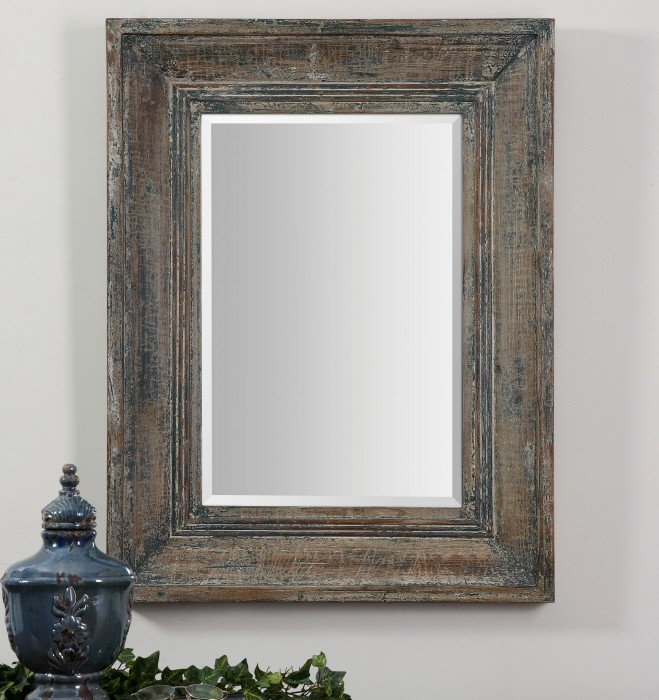 Missoula Small Mirror From Uttermost 13854 Coleman