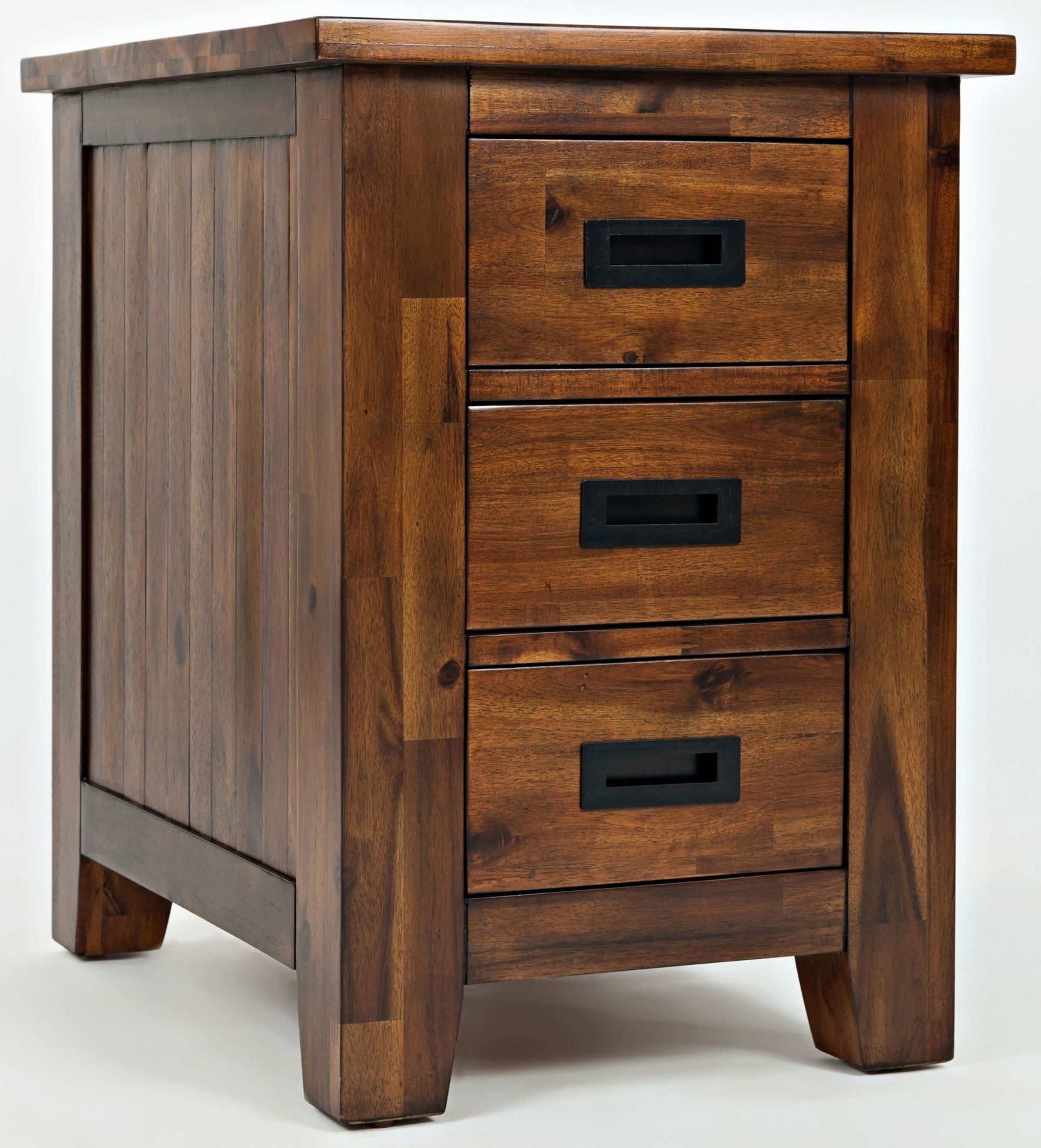 Coolidge corner 3 drawer occasional table set 1500 1 jofran for Occasional table with drawers