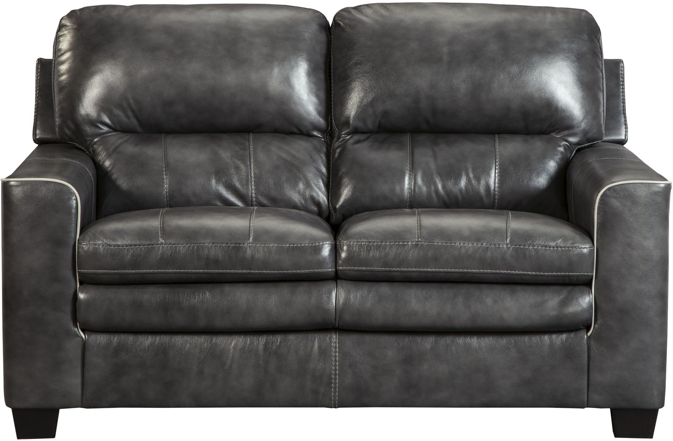 Gleason Charcoal Loveseat 1570235 Ashley