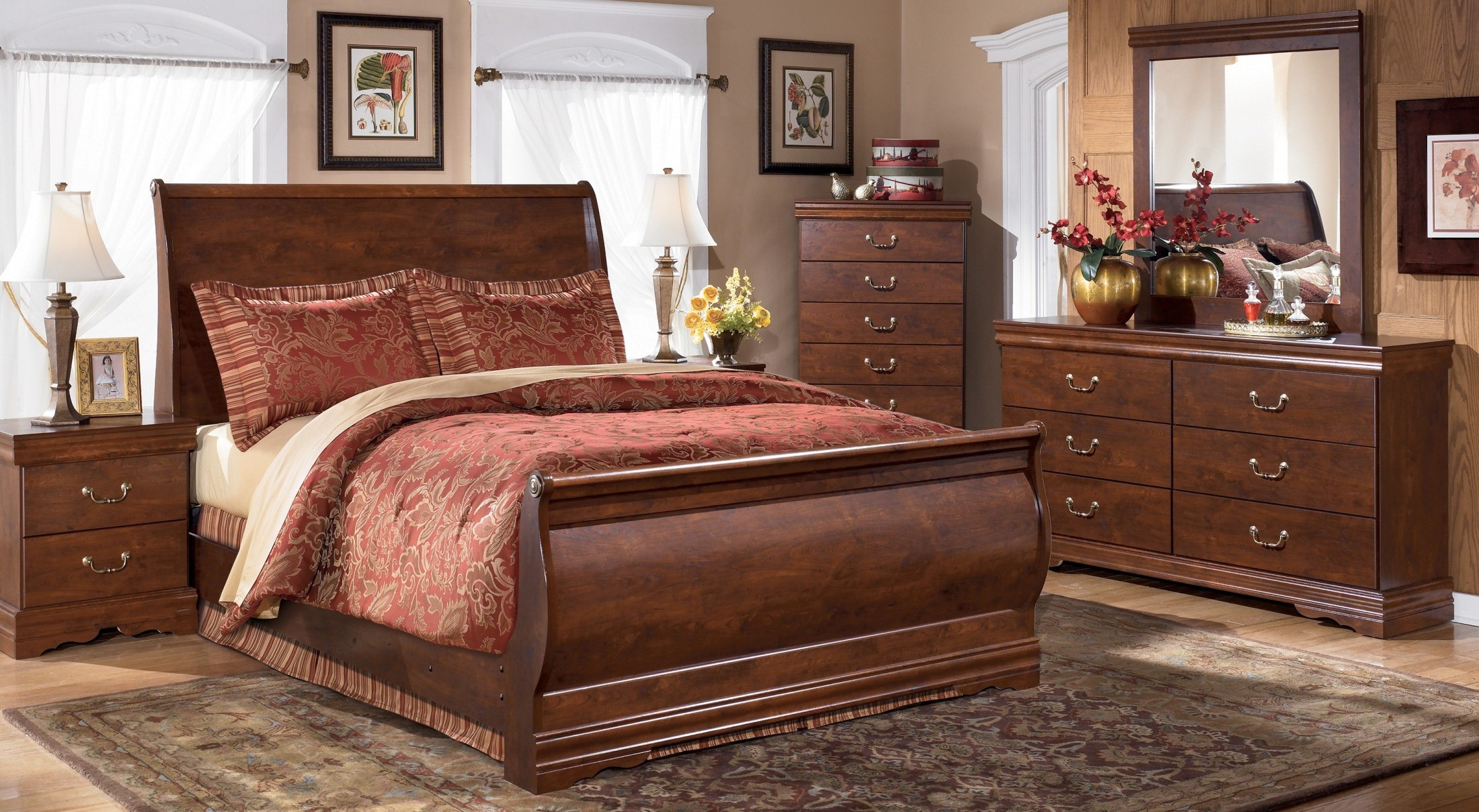 wilmington bedroom set from ashley b178 77 74 96 coleman furniture
