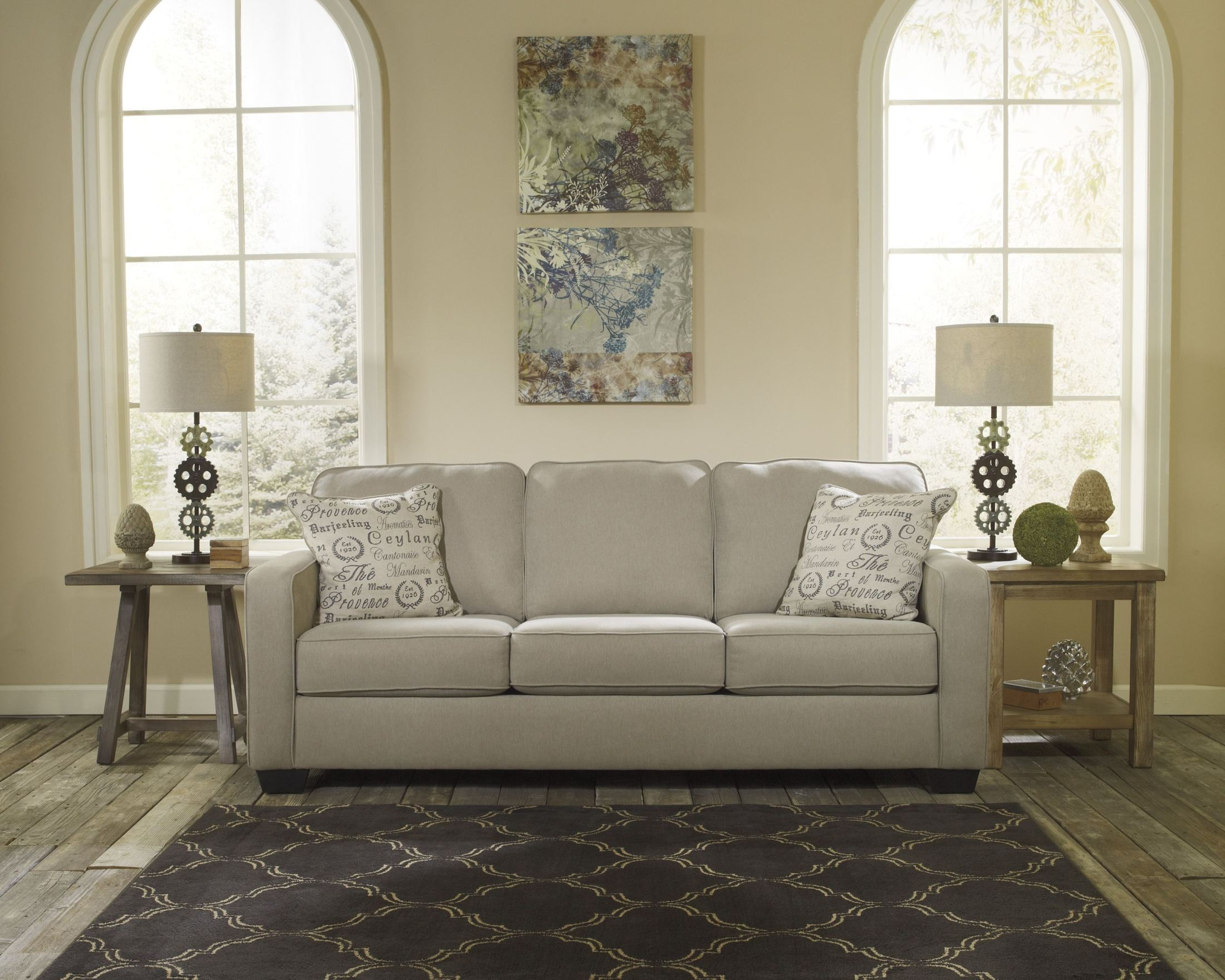 Ashley Alenya Queen Sleeper Sofa picture on alenya quartz furniture set with Ashley Alenya Queen Sleeper Sofa, sofa eedb4f98fb335bc9fad732d6be17d0bd