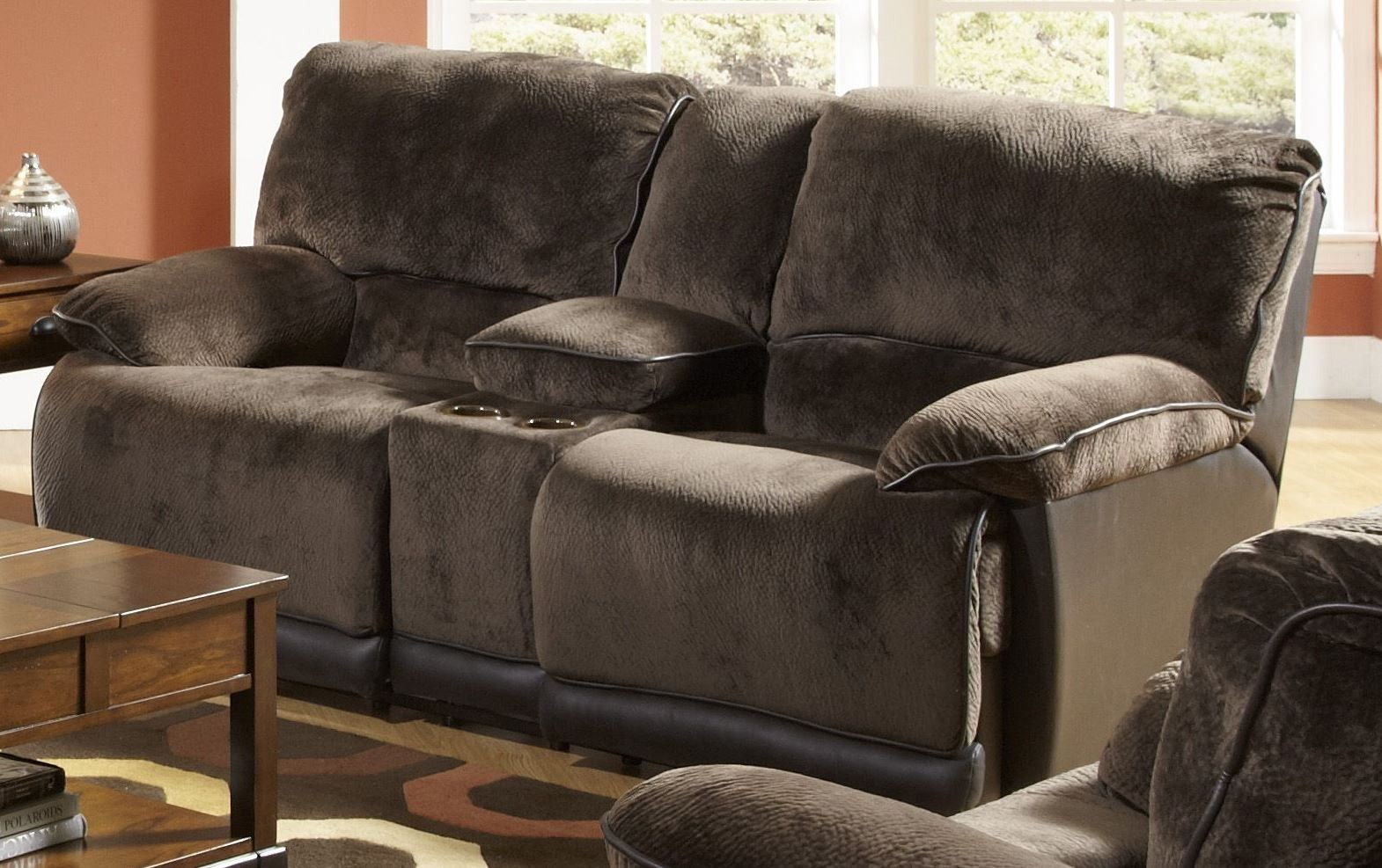 Escalade Chocolate Power Reclining Living Room Set From Catnapper 6171120000