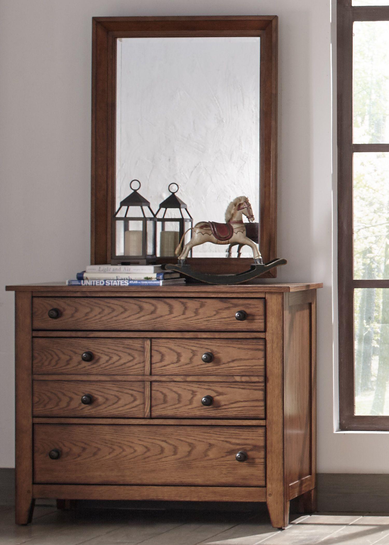 grandpas cabin aged oak youth sleigh bedroom set 175 ybr