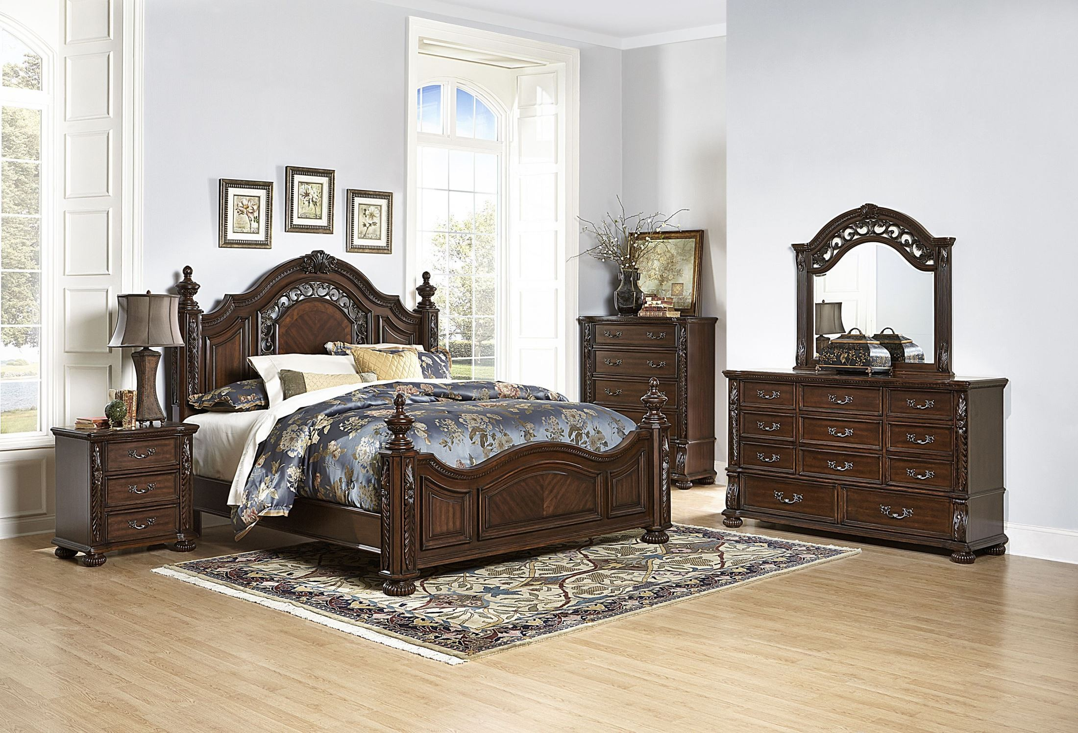 Courts bedroom furniture