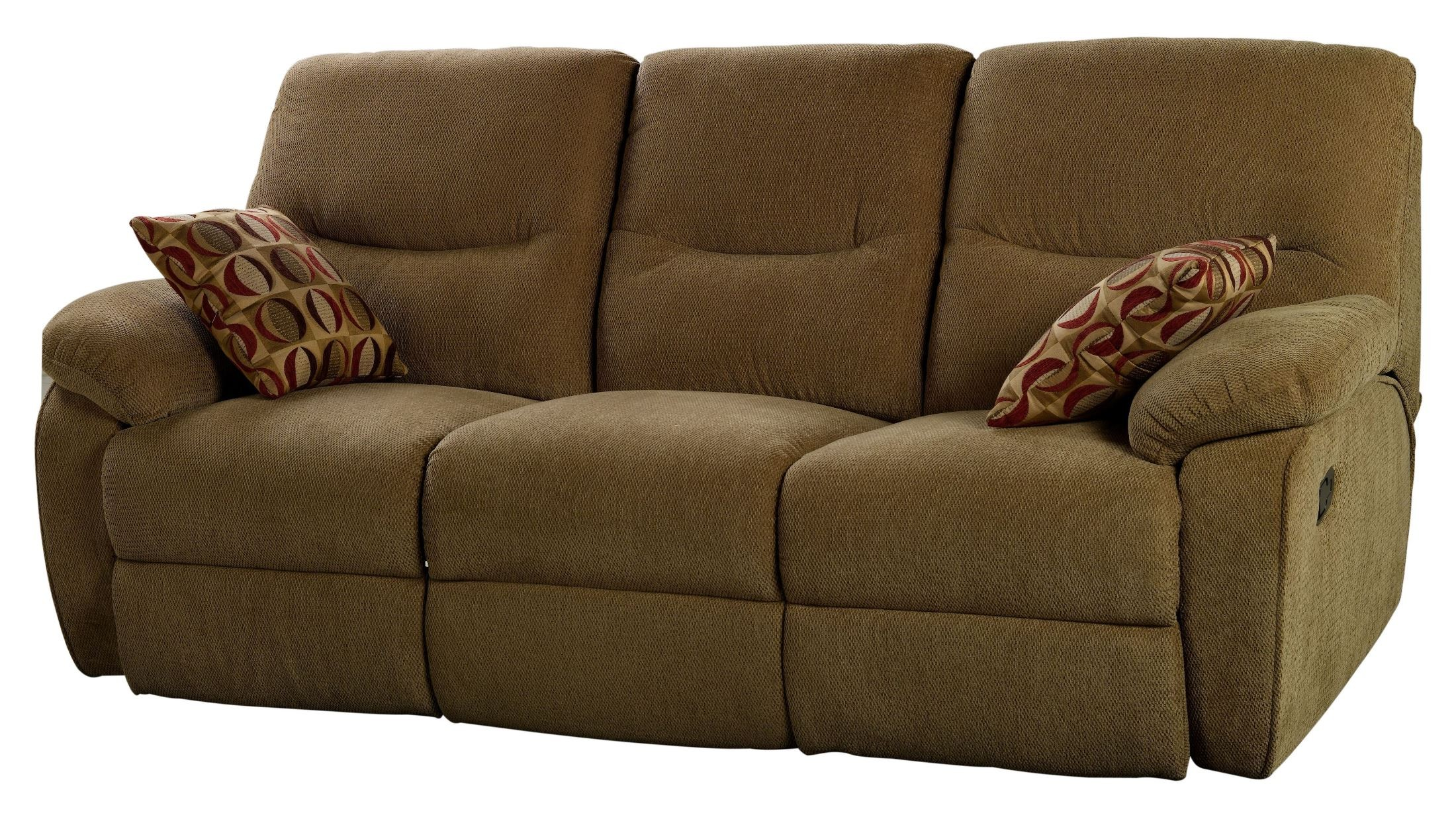 Manchester Cocoa Dual Reclining Sofa From New Classics 20