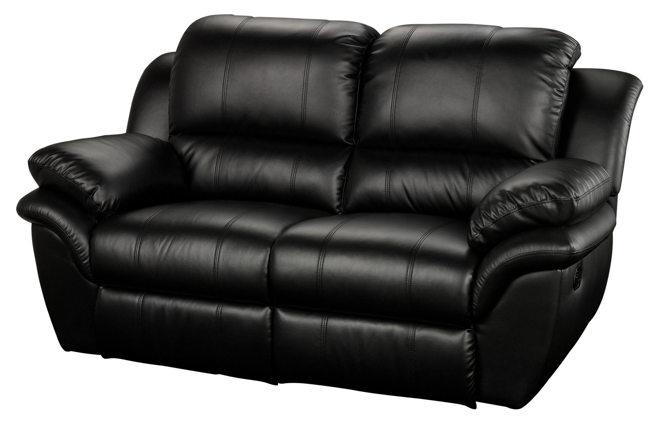 Cabo Black Dual Power Reclining Loveseat 22 203 22 Blk New Classics