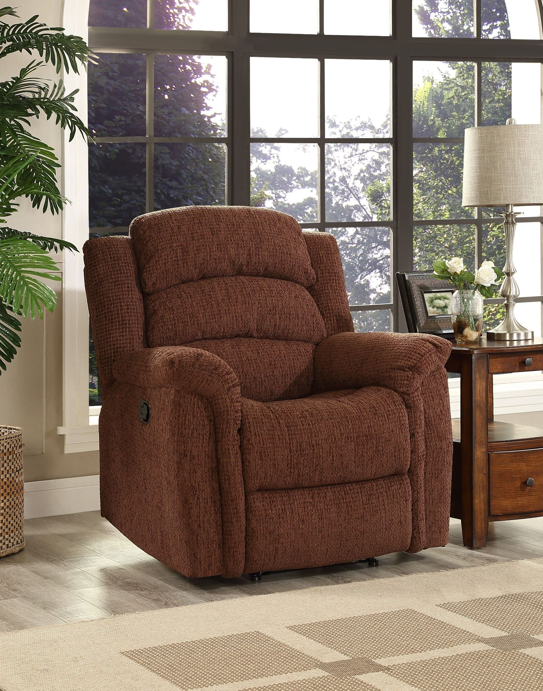 Ross fudge dual reclining living room set from new for Affordable furniture 290