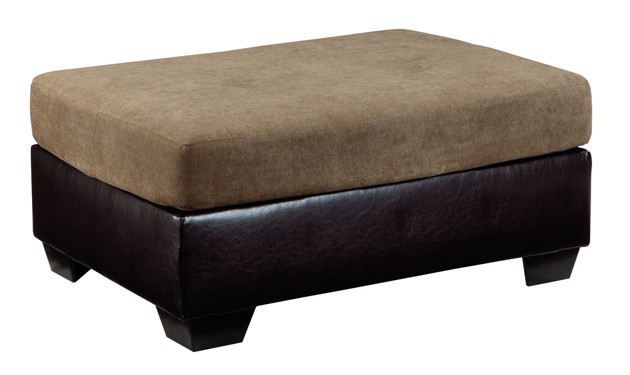 Armant Mocha Oversized Accent Ottoman From Ashley 2020208