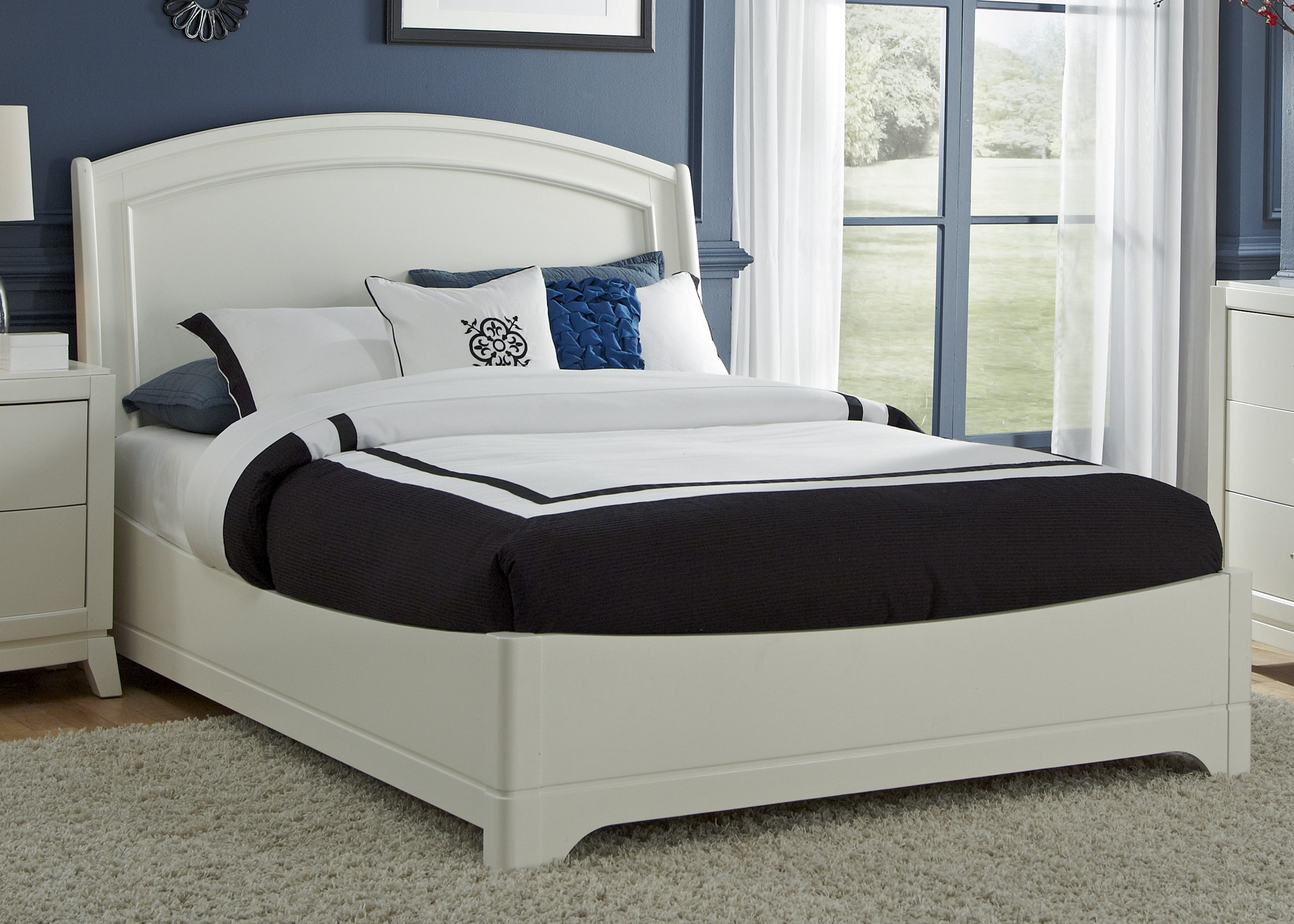 Avalon Platform Bedroom Set From Liberty Coleman Furniture