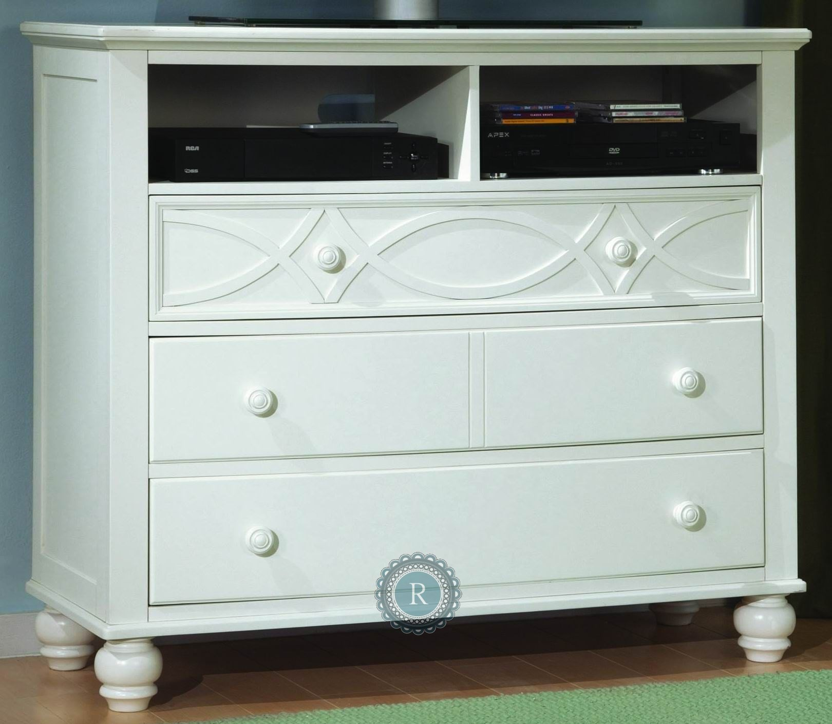 sanibel white bunk bedroom set b2119w 1 homelegance