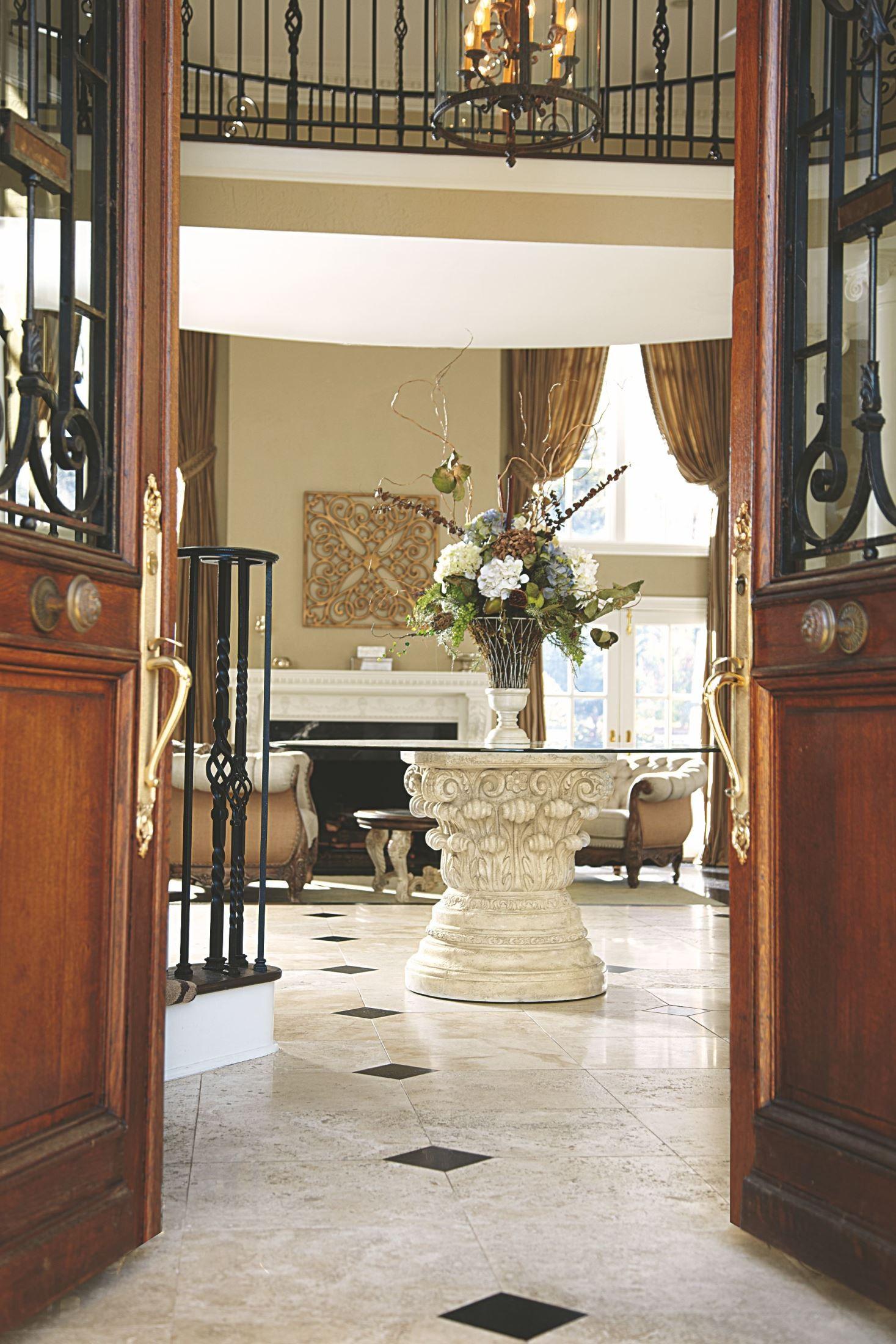 jessica mcclintock round dining room set 217 702r hammary