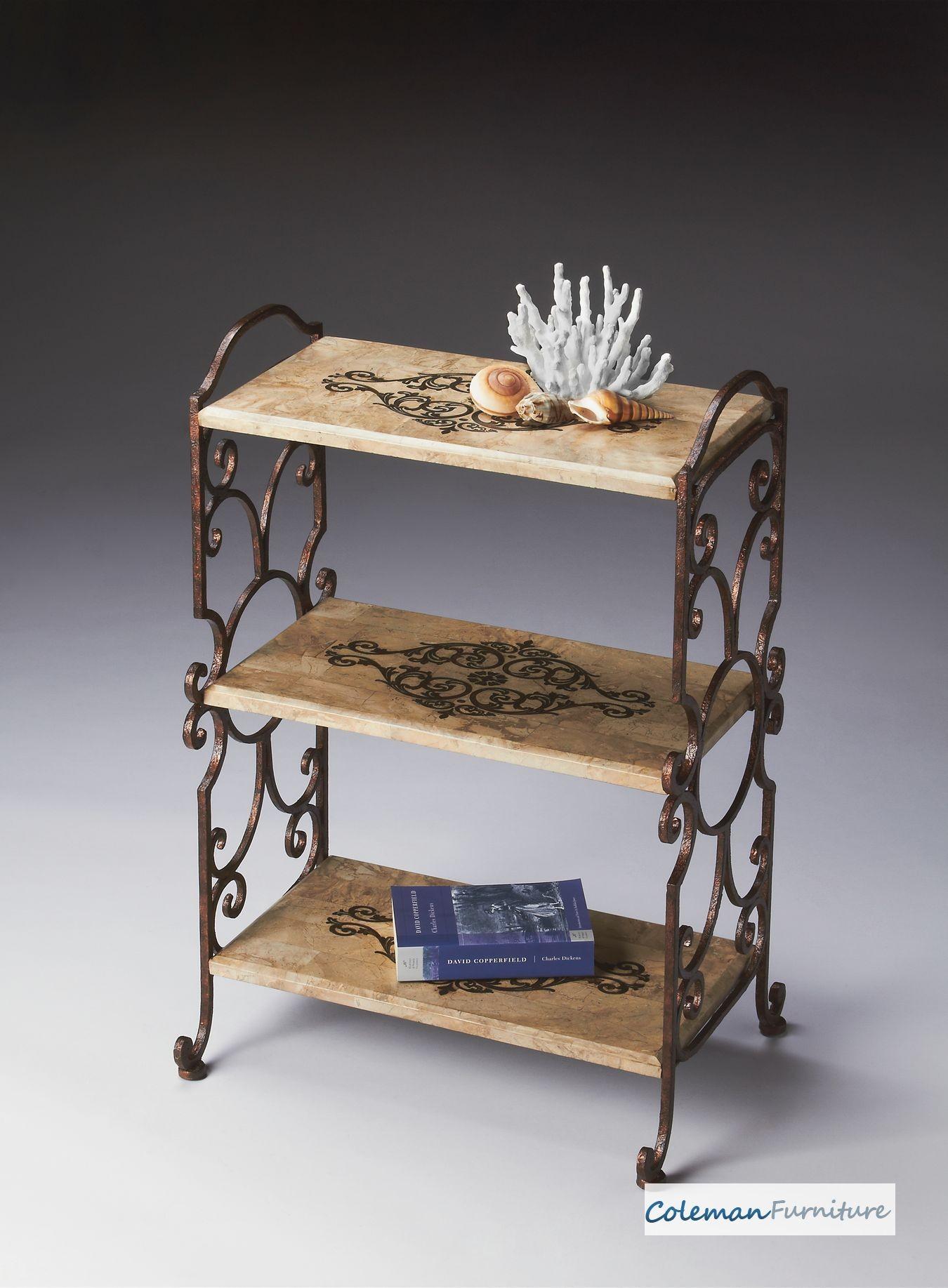Butler Furniture Etagere