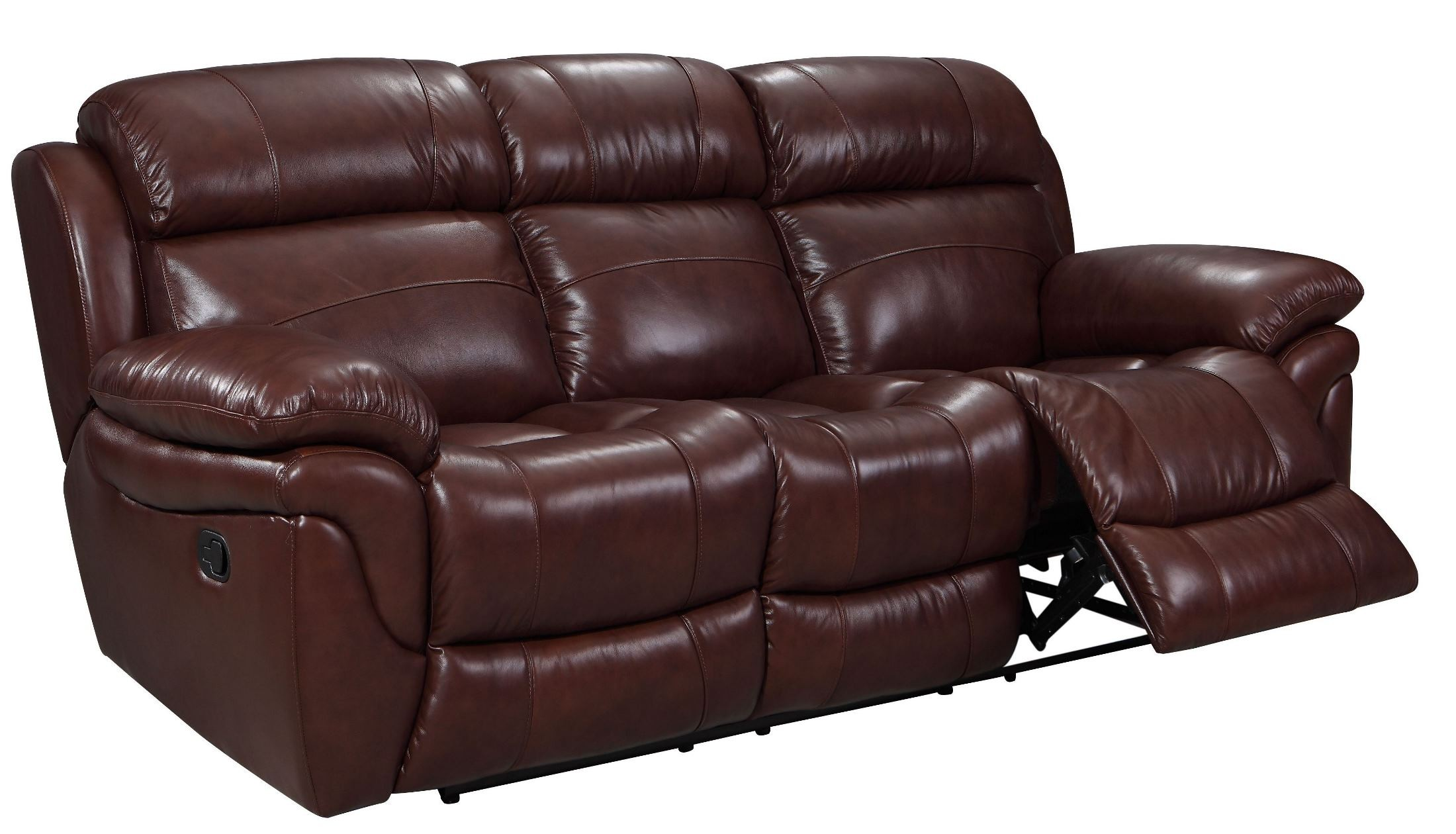 edinburgh brown leather power reclining sofa 1555 e2201 033520lv leather italia. Black Bedroom Furniture Sets. Home Design Ideas