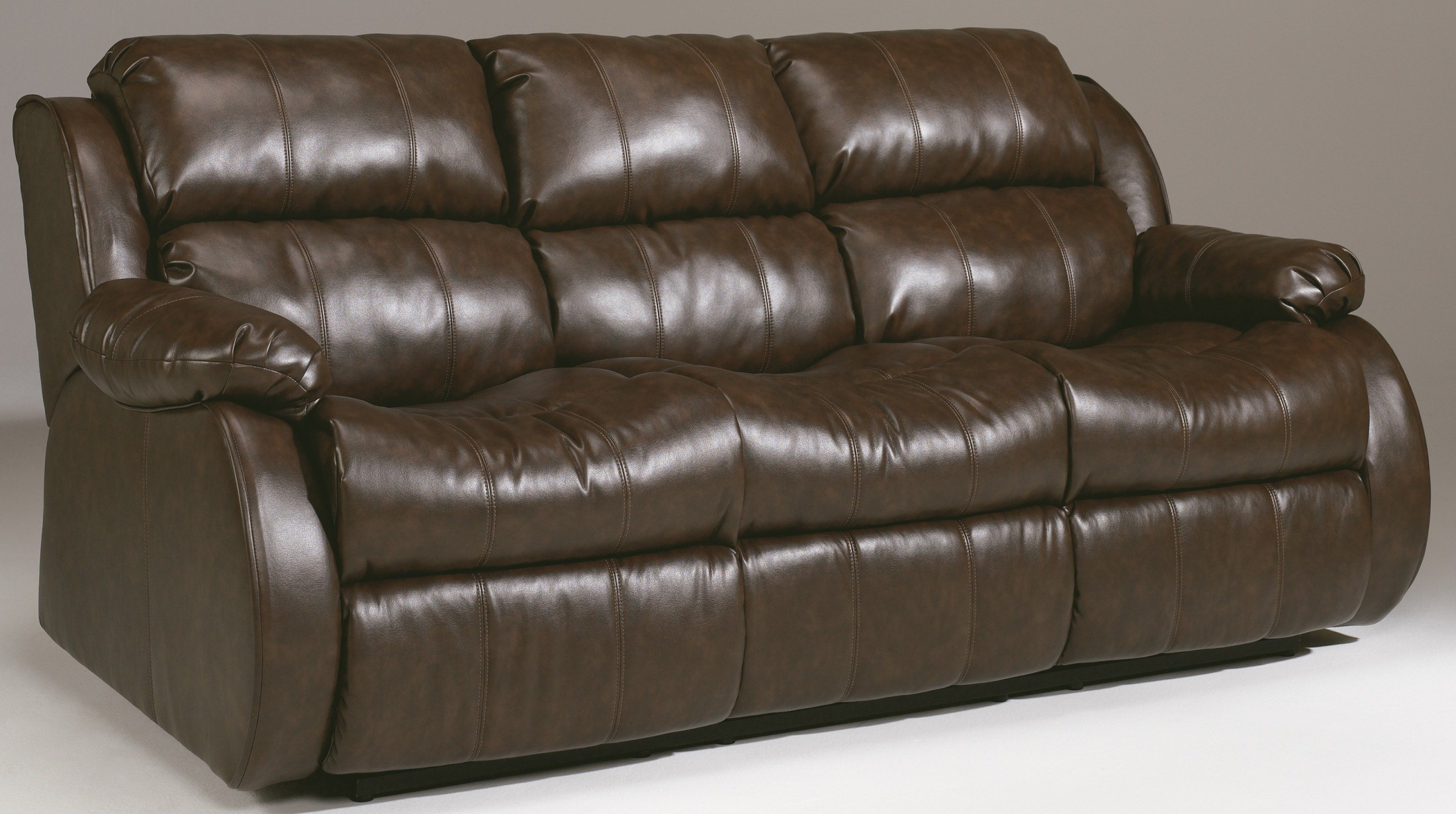 Mollifield Durablend Cafe Reclining Dual Massage Sofa From Ashley 2220089 Coleman Furniture