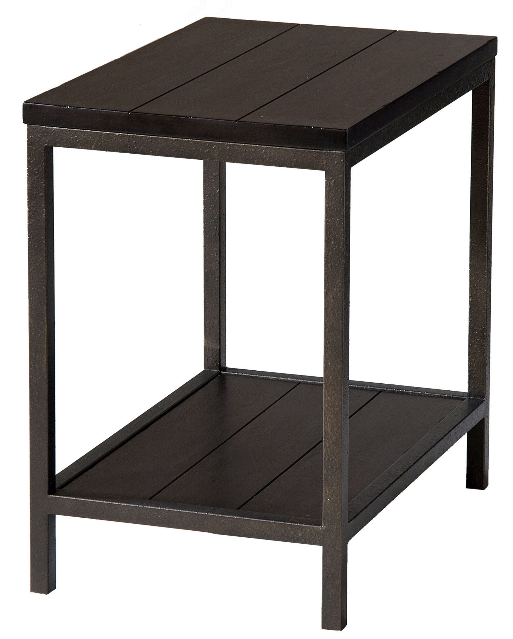 West Branch Chair Side Table From Steinworld 232 041 Coleman Furniture