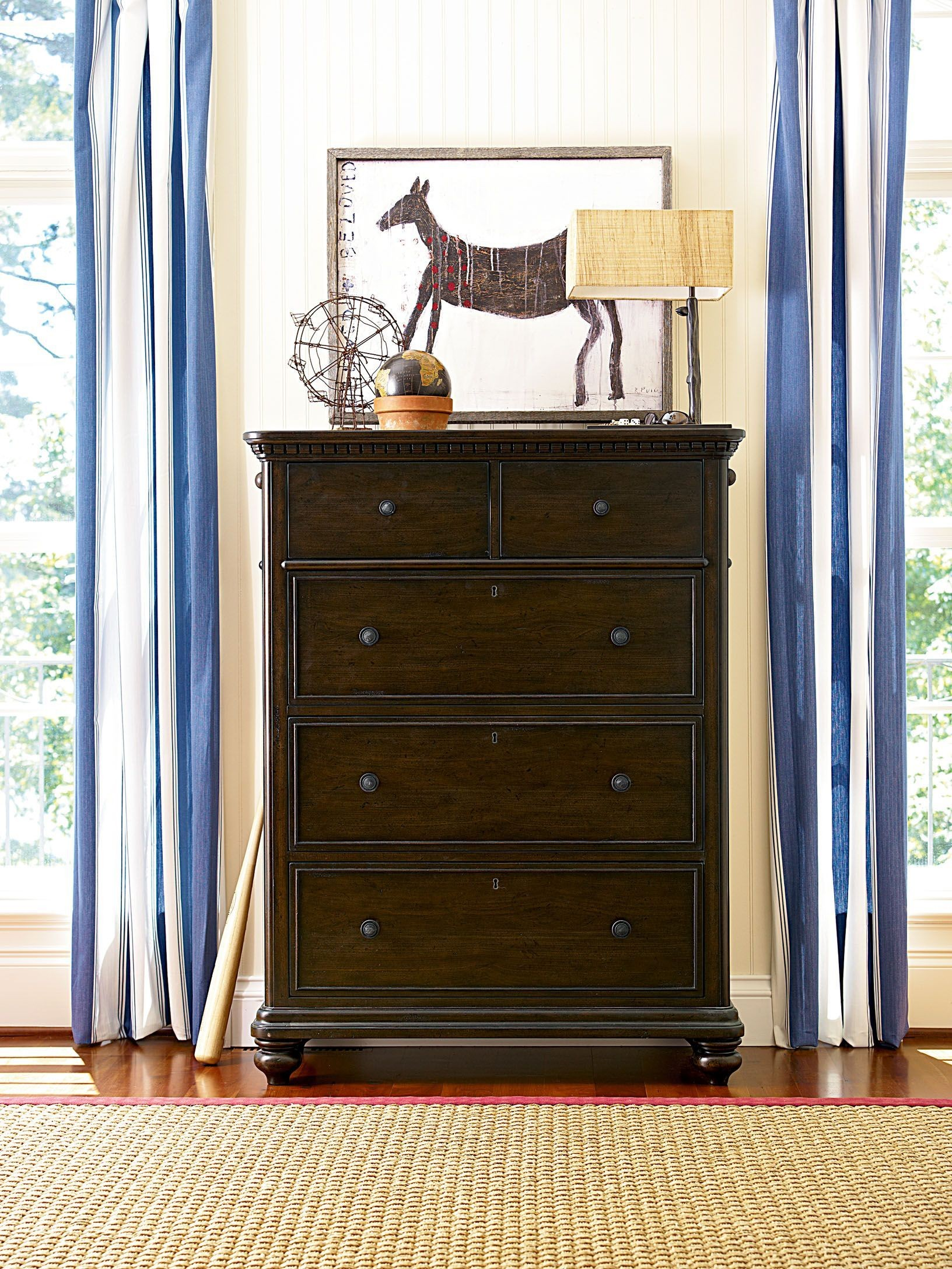 Paula deen guys smartstuff drawer chest from smart stuff 2391010 coleman furniture - Paula deen furniture for sale ...